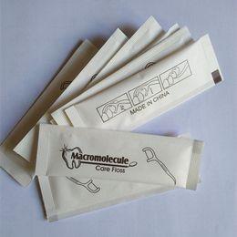 Wholesale interdental cleaning - 10000pcs Interdental Brush Teeth Stick Tooth Picks Dental Floss Oral Hygiene Teeth Clean Stick Toothpicks