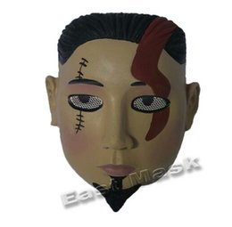 Wholesale Masquerade Designs - Wholesale-mask carnival face mask designs prom masquerade masks jabbawockeez mask halloween cosplay props halloween head decoration