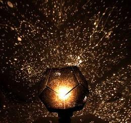 iluminação científica Desconto Brinquedo DIY Ciência Humana Estrela Sazonal Céu Projetor Projetor Casa Planetarium Night Light Star Projetor Festa de Natal Night Light