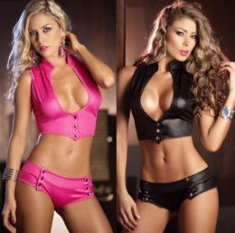 Wholesale Women Dance Leotards - Elastic cloth women pole dancing hot dance costumes popular with hot and sexy