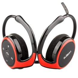 Wholesale Bluetooth Headphones Pro - ccessories Parts Earphones Headphones Suicen AX610 Pro Sport Wireless Bluetooth Stereo Headset Outdoor PC Phone Headphone Earphones with ...