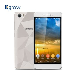 Wholesale Android Cell Phone 2g Ram - Original BLUBOO Picasso MTK6580 Quad Core Cell Phone Android 5.1 5.0 Inch Mobile Phone 2G RAM 16G ROM Smartphone
