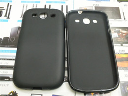 Wholesale New S4 Cases For S3 - New Soft Silicone TPU Gel Frosted Skin Back Cover Case For Samsung Glaxy S3 S4 S5 S6 S7 S3 MINI I8190 S4 MINI  I9190 S5 MINI