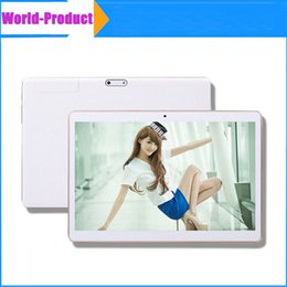 Wholesale Top Inch Android Phones - Top quality 9.6 inch phone tablet pc Quad core MTK6582 1GB 16GB phablet Android 5.1