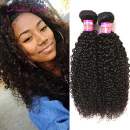 Wholesale Cheapest Curl Hair - Peruvian Jerry Curl Hair Weave Cheapest Price Grade 7A Afro Kinky Human Hair Weave 4 Pieces Peruvian Human Hair Extensions Thick Bundles