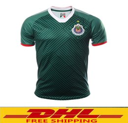 Wholesale Spot Shirt - DHL free shipping the best quality 2017 2018 Chivas green Golf T-Shirts spot welcome order size can be mixed batch