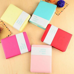 Wholesale Mini Cute Note Book - Diary Notebook Memo Charming Cute Portable Mini Smile Smiley Paper Note Book (Smile Notebook)