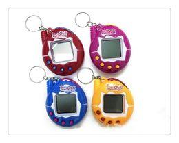 Wholesale Arcade Game Toys - Electronic Pet Toys Retro Game Toys 168 Pets Funny Toys Vintage Virtual Pet Cyber Toy Tamagotchi Digital Pet For Child Kids Game
