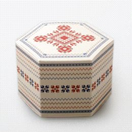Wholesale Cake Boxes Packaging Pattern - Cookie package Wholesale 10pcs lot printed flower Abstract patterns small Cake box gift box, muffin box biscuits box 14cm