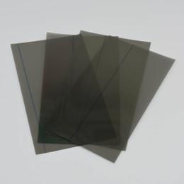 100 pcs original novo filme polarizador polarização filmes difusor polarizador para iphone 4s 5 5s 5c se 6 6 s 6 p 6 s plus 7 além de de