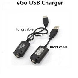 Canada Chargeur USB Batterie e Cig Cigarette Mod Cigarette électronique Chargeur USB pour Ego t c Evod Tesla Vision Spinner X6 Offre