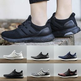 Wholesale Floor Slip - 2018 High Quality Ultraboost 3.0 Men Women Running Shoes Newest Ultra Boost 3 III Primeknit black CNY Running Shoes US5.5-11.5