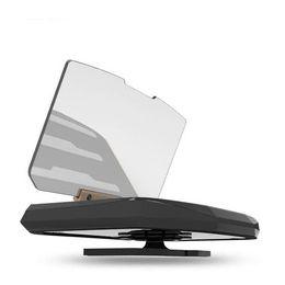 Bluetooth coche hud online-Ninthseason Universal Car GPS HUD Head Up Display Holder para proveedores de teléfonos inteligentes Ninthseason Universa al por mayor
