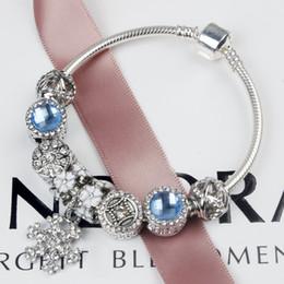 2019 grossista braceletes canadá Grande buraco charme pulseiras para mulheres pulseiras pandora 2018 hotsell moda pulseira freeshipping whosale pulseiras