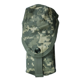 Wholesale Gear Pouch - Outdoor Tactical gear 100% Polyester Wargame and Airsoft equipement ALA-05 M16 Mag Pouch