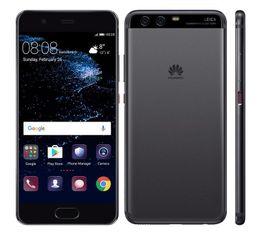 "Wholesale Huawei Fhd - Original Huawei P10 4G LTE Kirin 960 Octa Core 2.4GHz 4GB RAM 64GB ROM 5.1"" Tablet PC 1920x1080 FHD Dual Rear 12MP Camera Fingerprint NFC"