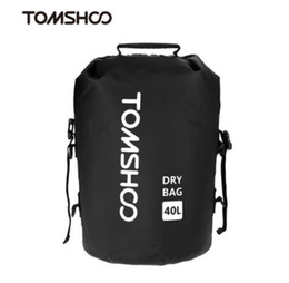 Wholesale Dry Bags For Camping - 40L Waterproof Dry Bag Sack Swimming Outdoor Storage Bag for Rafting Boating Canoe Kayak Cycling Camping Equipment