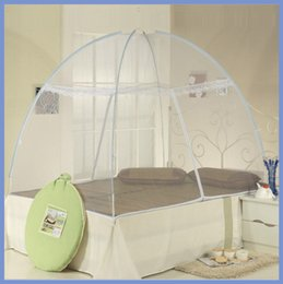 Wholesale Mosquito Nets Three Doors - Mosquito Nets Protect from Worms and Bugs for Mom Peace of Mind Baby Cat Measures Simple Assembly Tent type U bea012