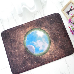 Wholesale European Style Coffee Table - 2016 new mats barthroom floor mats Entrance mat Composite thick anti - skid absorbent carpet Hallway Table Coffee Mat