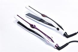 Wholesale Generation 21 - Professional hair straightener hair salon power generation plywood hair curler