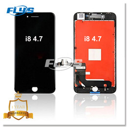 Wholesale Quality Repairs - Grade AAA+++ Quality LCD For iPhone 8 LCD 4.7 INCH Display Touch Digitizer Assembly Repair Replacement For Phone 8 Free DHL