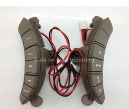 Wholesale H3 Audio - Free shipping Steering wheel audio control button fit for Great wall Hover H3   H5 control steering wheel