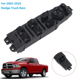 Wholesale Electric Power Windows - Electric Power Window Master Control Switch Left Driver Side Front LH For Dodge Truck Ram 1500 2500 3500 2002 - 2010 Dakota *