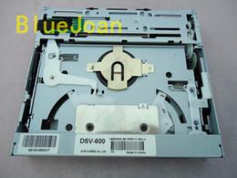 reproductor de mp3 hyundai tucson Rebajas Nuevo DVS Corea cargador de DVD DSV-600 Mecanismo con PCB para Hyundai Meridian G08.2CD reproductor de DVD de medios de 24 bits