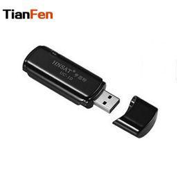Wholesale flash drive dvr - Wholesale-Brand New USB Disk DVR Super Voice Recorder With Camera Audio&Video Recording USB Flash Drive Black White Color Pen Drive