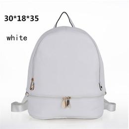 Wholesale Elegant Womens Handbags - Tiny Lovely Womens Backpack Soft PU Plain Ladies Bags Zipper Casual Elegant Design Backpack for Party handbag-759