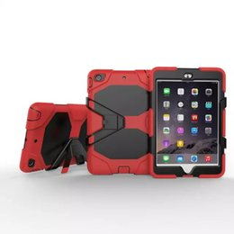 Wholesale China Wholesale Military - Military Extreme Heavy Duty Waterproof Defender Case Cover For Apple iPad Mini 1 2 3 Tablets Cover