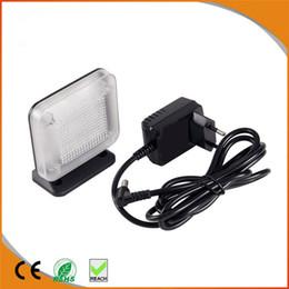 Wholesale Intruder Burglar Alarms - LED Light TV Simulator Dummy Fake TV Anti-Thief Security Prevention TV Burglar Intruder Deterrent Sensor Alarms with AC Adapter
