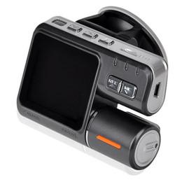 Wholesale 4g Car Camera - 120degree HD 720P Dash DVR Car Styling Dvrs Video Camera Recorder Crash Camcorder G-sensor Car Dvr i1000