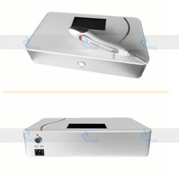 Wholesale Professional Face Lifts - Professional RF Machine for Skin Tightening Anti Aging Fractional Dot Matrix Face Lifting Body Care Wrinkle Removal Beauty Equipment