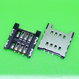 Wholesale Wholesale Lg Optimus 4x Hd - Wholesale-5pcs lot SIM Card Reader Tray for LG P880 Optimus 4X HD sim card reader holder slot tray socket module free shipping
