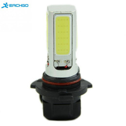 Wholesale High Power Daytime Led Light - 2017 New 9005 LED 4COB 20w High Power HB3 Fog Daytime Running Headlight Headlamp DRL Light Bulbs White
