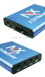 Wholesale 2ch Video - 2CH Car Security Mini DVR SD Video Audio CCTV Recorder 2 Channel Mini DVR BD-302 from Brandoo Eshop