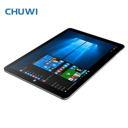Wholesale hdmi micro cable tablet - CHUWI Hi12 Dual OS 4GB RAM DDR3 Intel Z8300 64GB ROM Wifi HDMI OTG Micro USB3.0 Mini Windows 12 inch Tablet Laptop