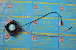 Вентилятор 4 см 12v онлайн-Wholesale- NEW DC5V 12V 24V 40mm 4cm 40x40x10mm Computer CPU Cooler Cooling Fan With Dupont line 1 p - 1 p
