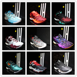 Wholesale Usa Volleyball - WITH BOX 2018 New CRAZYLIGHT Boost Low USA Nations Men James Harden Running Basketball Designer Shoes Sneakers Brand Trainers