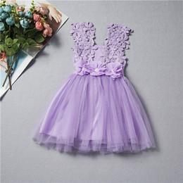 Wholesale Gril Baby - 6colors for selection Children sleeveless Jumpsuit skirt Princess Dress ,hot selliing,baby gril dress,baby fashion dress clothes,5pcs lot
