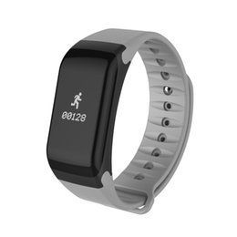Wholesale Homes Cost - Cost-effective F1 Smartband with Heart Rate Monitor Blood Pressure Blood oxygen Monitor Fitness Tracker Wristband For IOS and Android phone