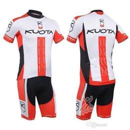 Wholesale Kuota Clothing - 2017 Fashion Design New Hot Kuota Custom Bike Jersey Cycling Apparel Short Bib Sets Mountain Bike Clothing
