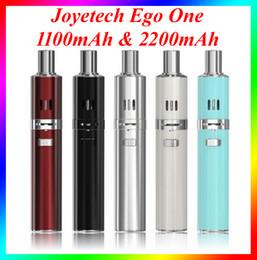 Wholesale Ego Battery Joye - Joyetech Ego One Ego One Battery 1100mAh & 2200mAh Joye Ego One Battery Joyetech Ego One VS Vision Spin