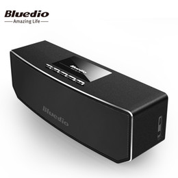 Wholesale computer phone systems - Portable Speaker Mini Bluetooth Wireless speaker For Phone And Computer Sound System 3D stereo Music surround Free Shipping