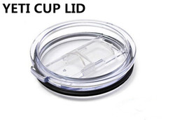 Wholesale Spill Proof Cups - Yeti Cup Lids Splash Spill Proof Lid Yeti 30 oz   20 oz RTIC Tumbler Cup Replacement Resistant Proof Lid Fits YETI Cups Perfectly