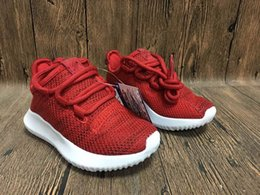 Wholesale Network Shoes - Free shopping Fitness Casual kids shoes new summer small coconut leisure network breathable noodles youth lovers movement tide shoes 25-35