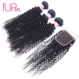 Wholesale Remy Water Wave Weave - Remy Human Hair Bundles With Closure Brazilian Hair Weave Bundles Body Wave 3 Pieces With Lace Closure 4x4 Peruvian Water Wave Virgin Hair