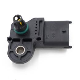 Wholesale Intake Renault - Original Factory Intake Manifold Air Pressure Sensor MAP OEM BOSH 0281002576 0281002743 For Fiat Iveco Renault Volvo