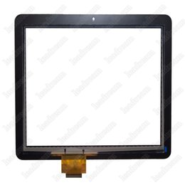 "Wholesale Acer Iconia Digitizer - High Quality Touch Screen Glass Digitizer Replacement For Acer Iconia Tab 10.1"" A200 Tablet Touch Panel free DHL"